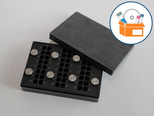 PEPperCHIP® Incubation Tray 3/16