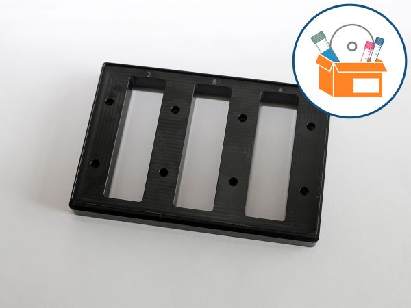 PEPperCHIP® Incubation Tray Well Plate 3/1